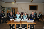 The Twinning Ceremony - 17th November 2014 at Perton Park